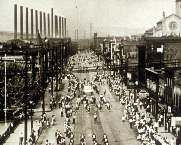 8th avenue parade