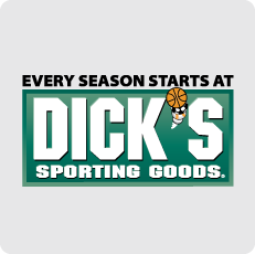 Dick's Sporting Goods<br>58