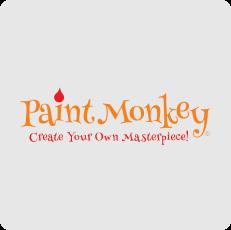 Paint Monkey logo