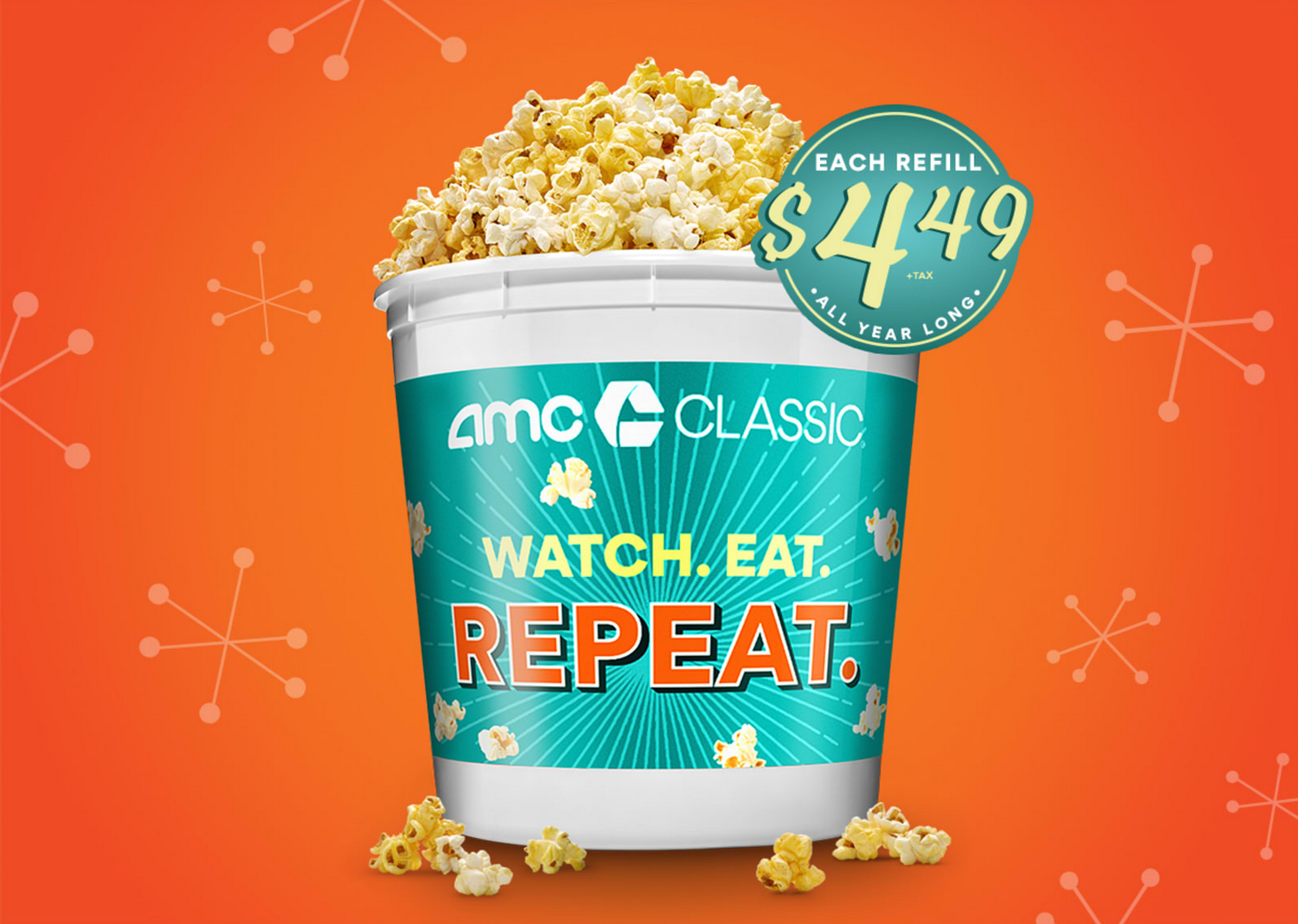 The 2019 Annual Popcorn Bucket