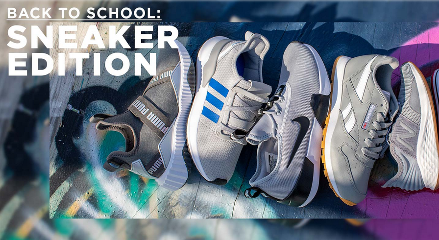 Look Cool for Back to School