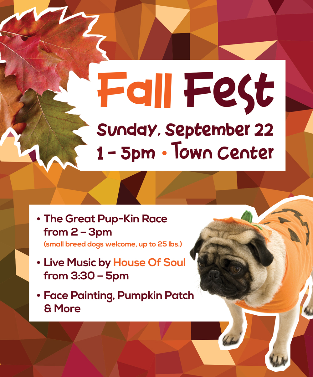 Fall Fest & The Great Pup-Kin Race