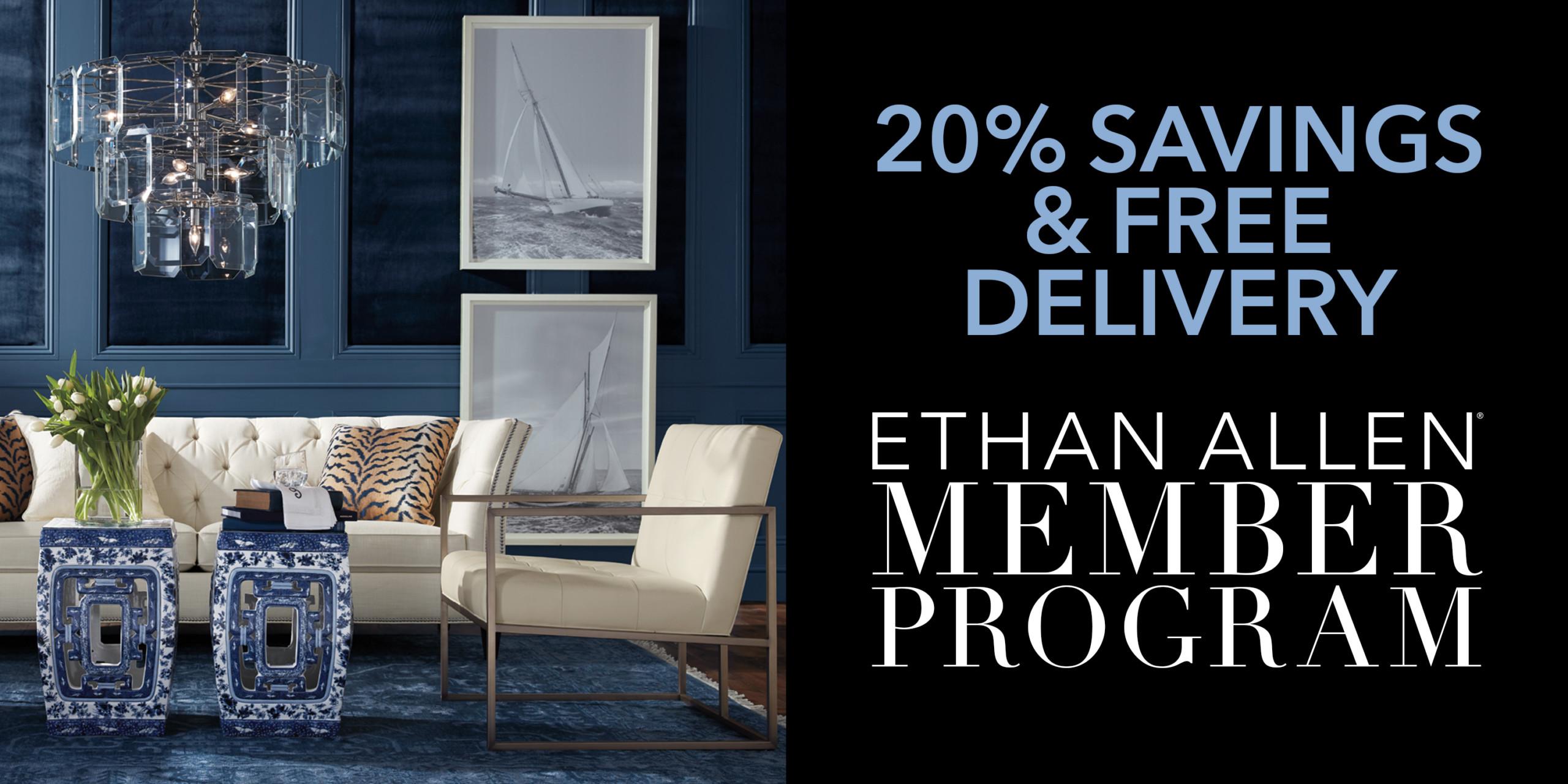 Member Savings & Free Delivery!