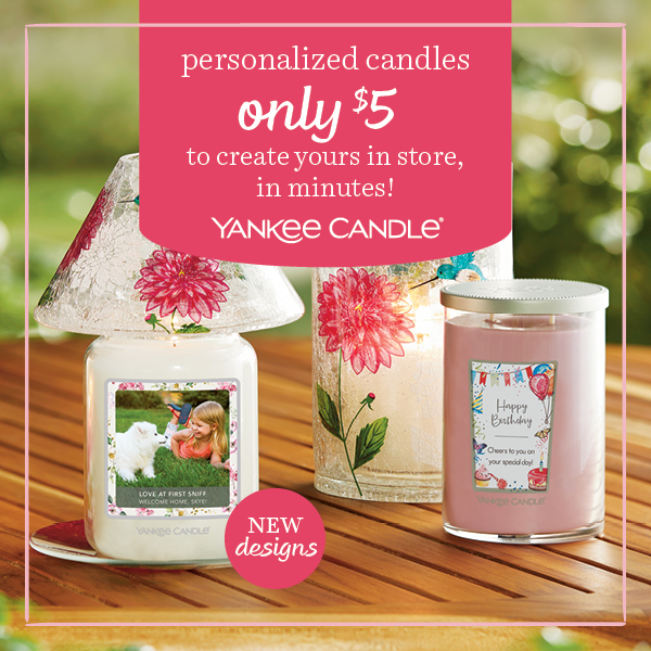 Yankee Candle Spring Sale