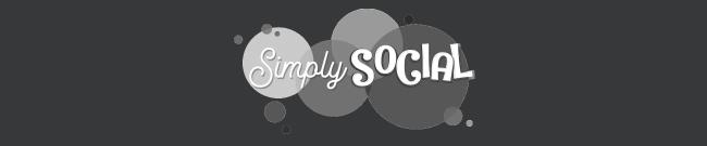 Simply Social Logo