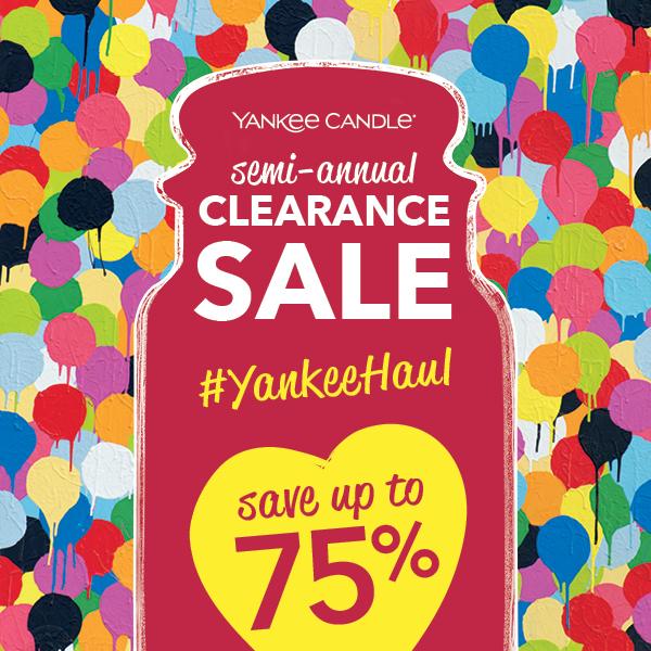 Semi Annual Clearance Sale