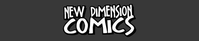 New Dimension Comics Logo