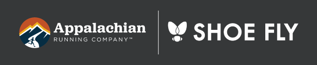 Appalachian Running Company / Shoe Fly Logo